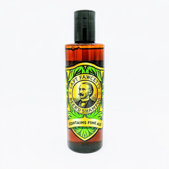 Captain Fawcet's Beer'd Shampoo (Beard Wash) - hipstor inc.