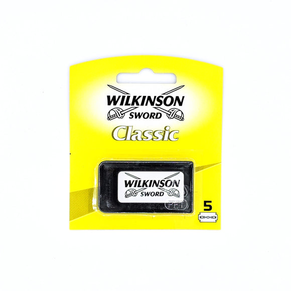 Wilkinson Sword Classic Double Edge Safety Razor Blades - hipstor inc.