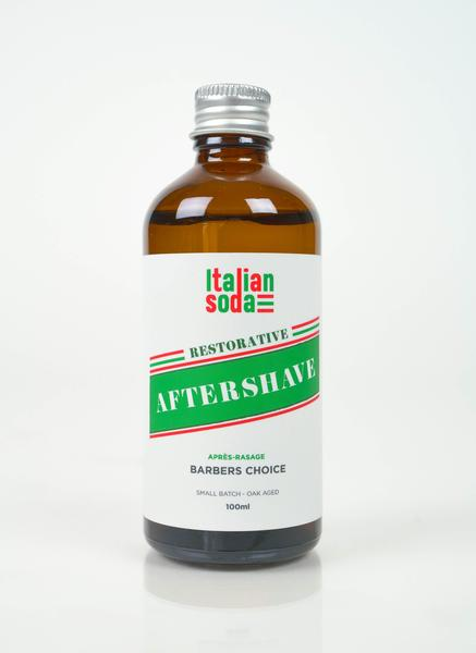 Italian Soda Restorative Aftershave - hipstor inc.