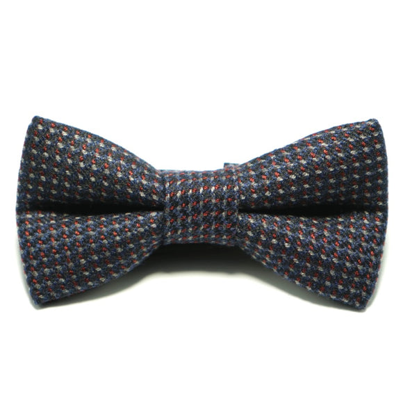 Dot Dot Wool Bow Tie - hipstor inc.