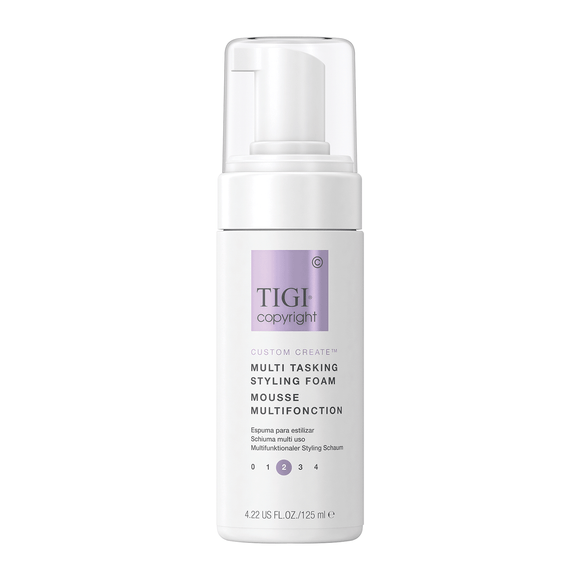 TIGI Copyright Care Multi Tasking Styling Foam
