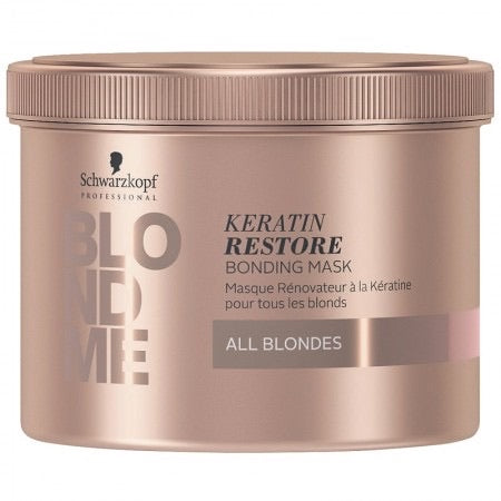 Schwarzkopf Blondme Keratin Restore Bonding Mask - All Blondes 500ml
