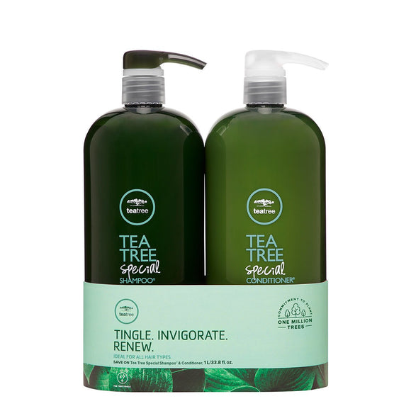 Tea Tree Special Duo Set 1L - hipstor inc.