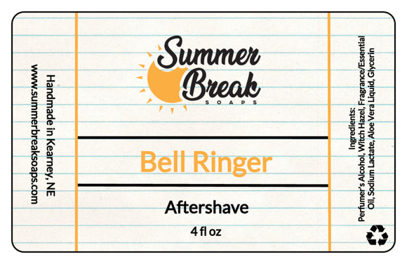 Bell Ringer Aftershave (Available April 3rd)