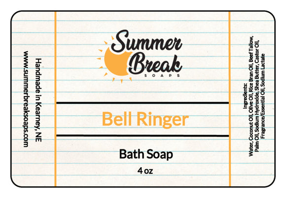 Bell Ringer Bath Soap