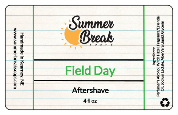 Field Day Aftershave (New Formula)