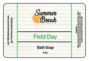 Field Day Bath Soap