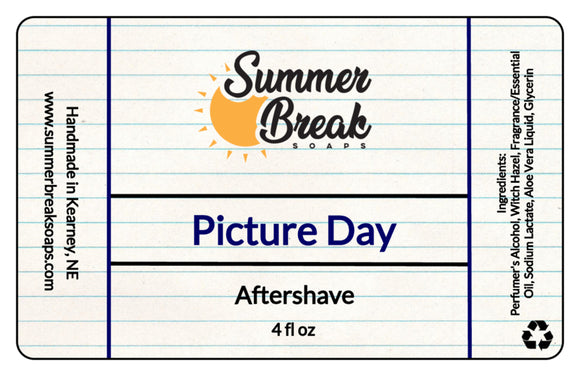 Picture Day Aftershave (New Formula)