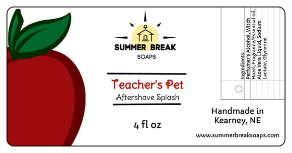 Teacher's Pet Aftershave (Original Formula)