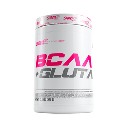 BCAA + Glutamine for women Fruit punch / Caducidad 31/03/2021
