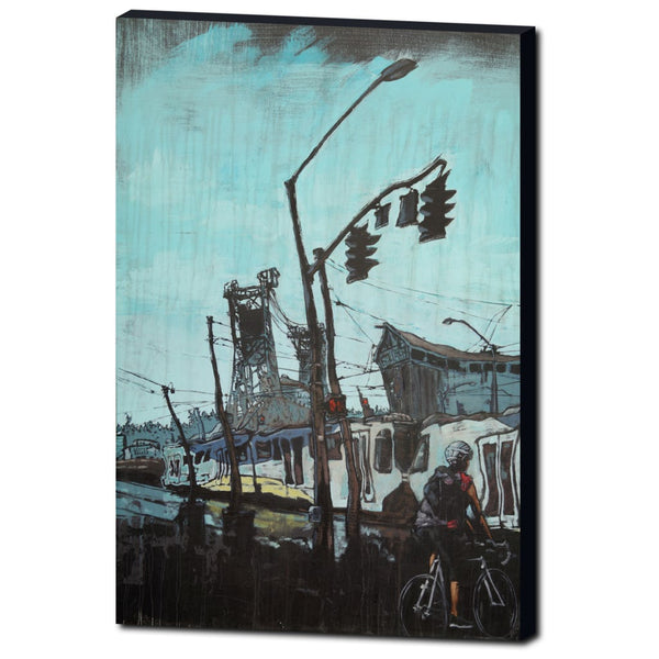 Steel N Max, Gallery Wrapped Canvas Prints