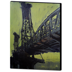 Hawthorne Bridge 4, Gallery Wrapped Canvas Prints