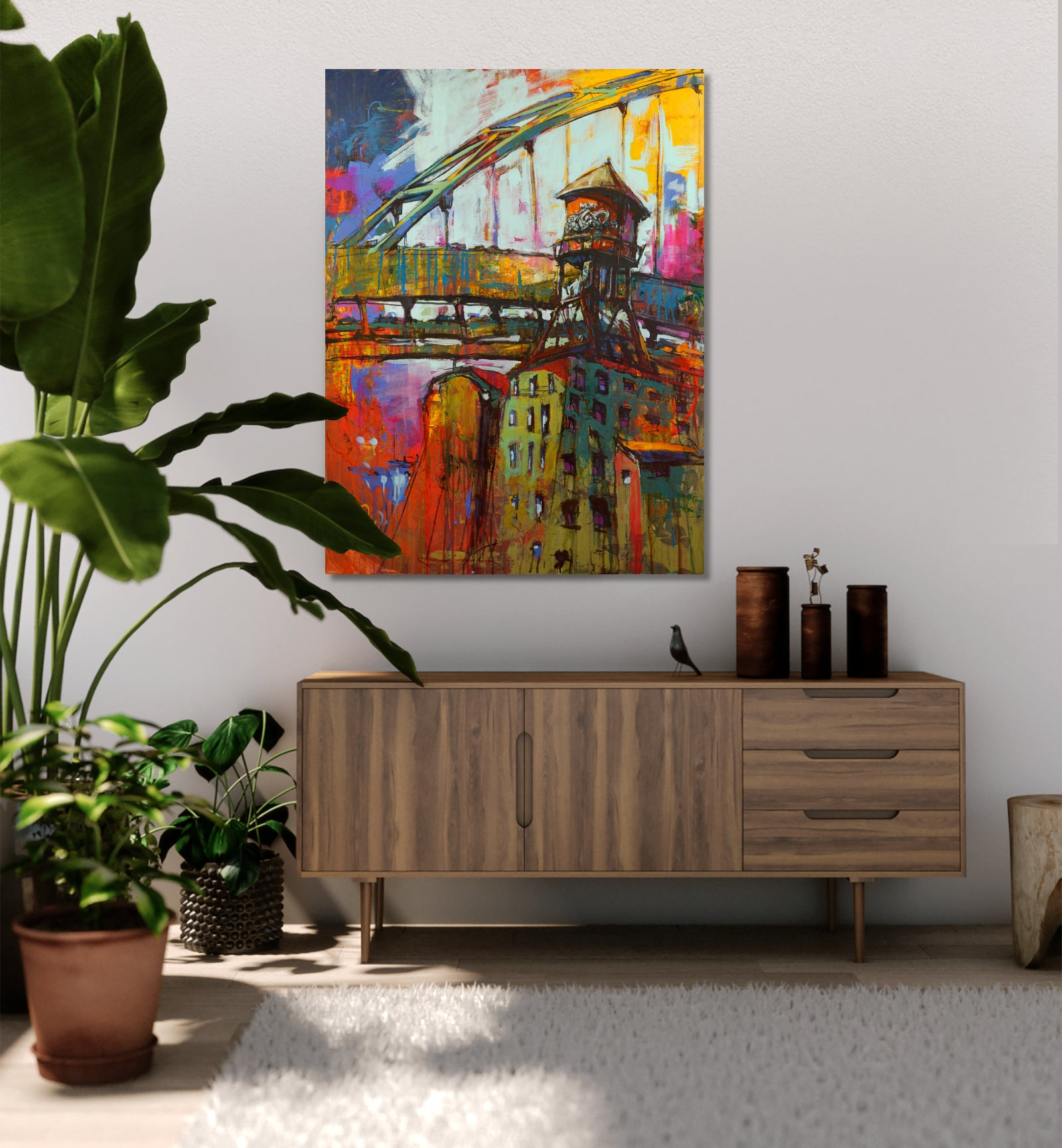 The Pearl, Gallery Wrapped Canvas Prints