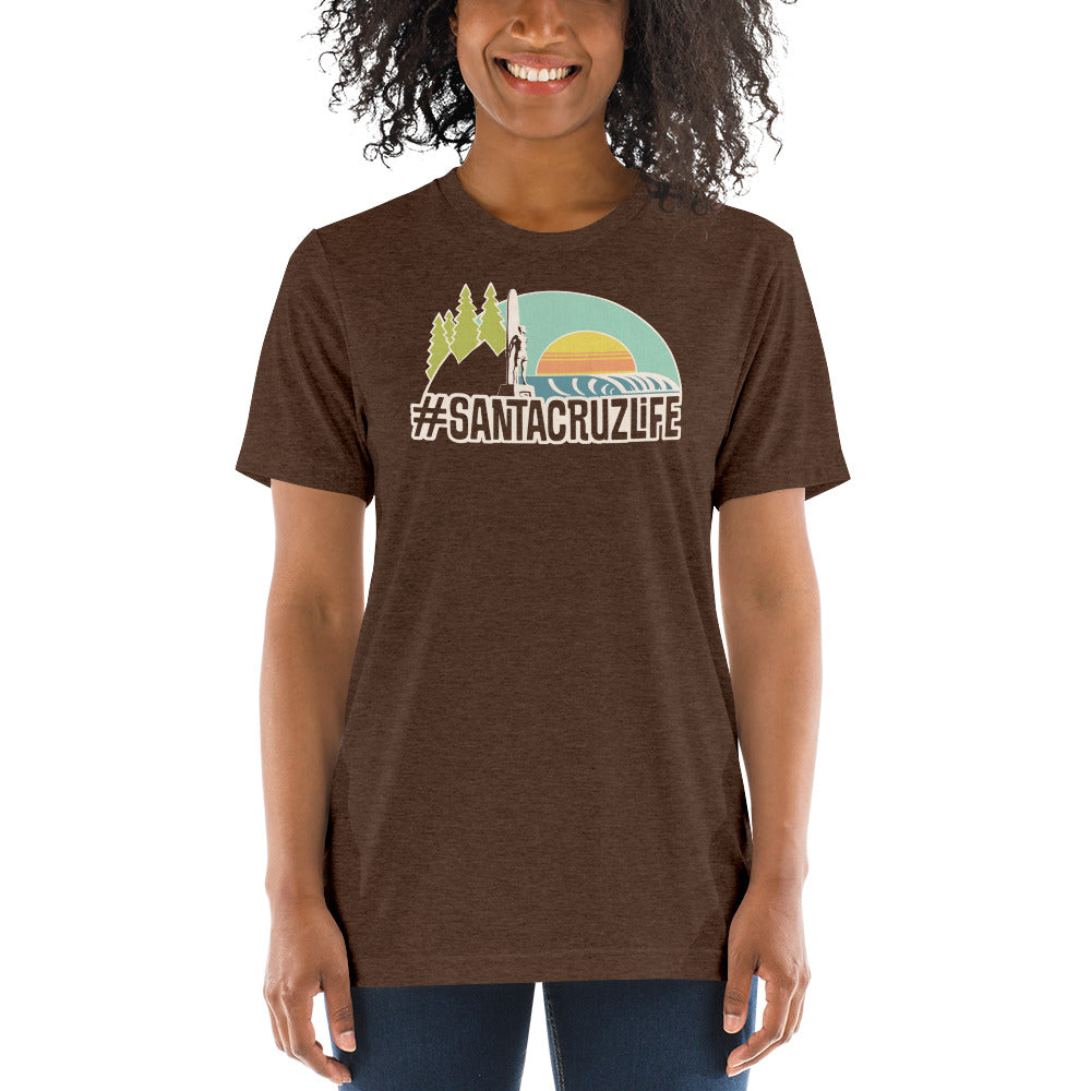 #santacruzlife Short sleeve t-shirt
