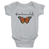 Monarch Butterfly #santacruzlife Onesie