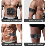 EMS(Electrical Muscle Stimulation) Abdominal Muscle Toner