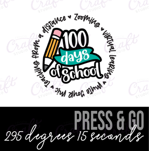 100 Days of School-Virtual Learning