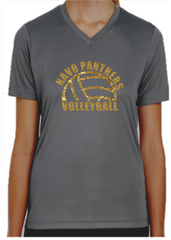 Navo VB Ladies Performance Short Sleeve