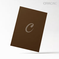 Oracal Brown
