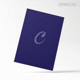 Oracal Blue Cobalt