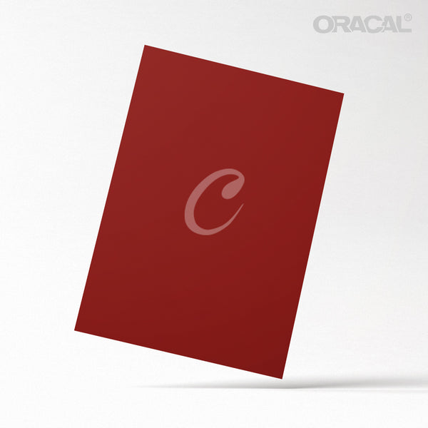 Oracal Red Dark