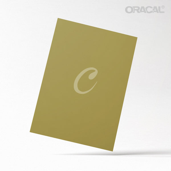 Oracal Gold Metallic