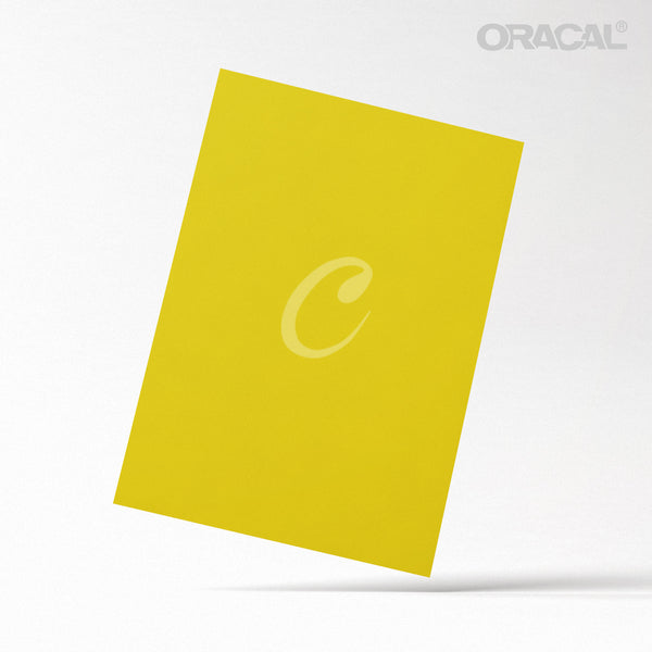 Oracal Yellow Light