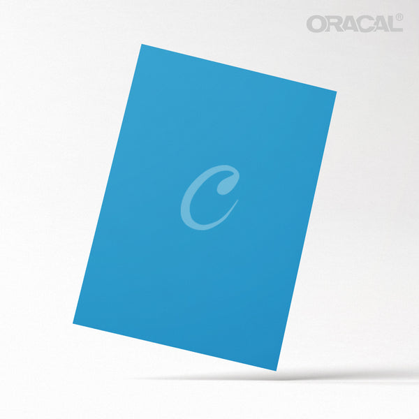 Oracal Blue Light