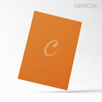 Oracal Orange Light