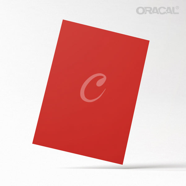Oracal Red Light