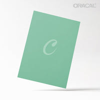 Oracal Green Mint