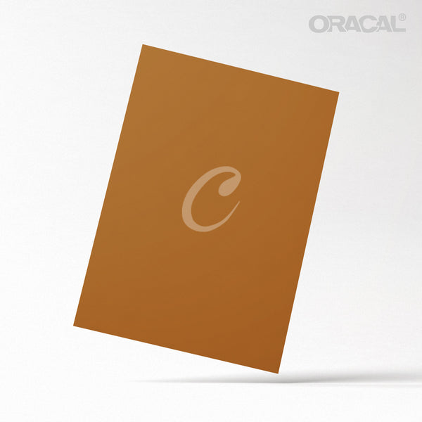 Oracal Brown Nut