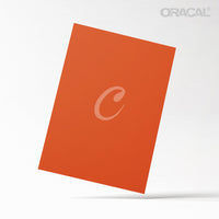 Oracal Orange Red