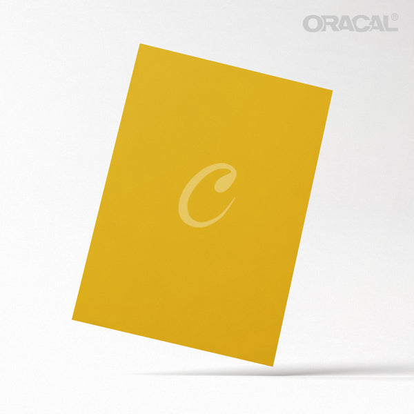 Oracal Yellow Signal