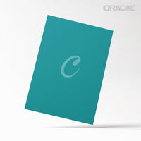 Oracal Turquoise Blue