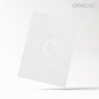 Oracal White Glossy