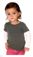 Two-Fer Toddler Long Sleeve