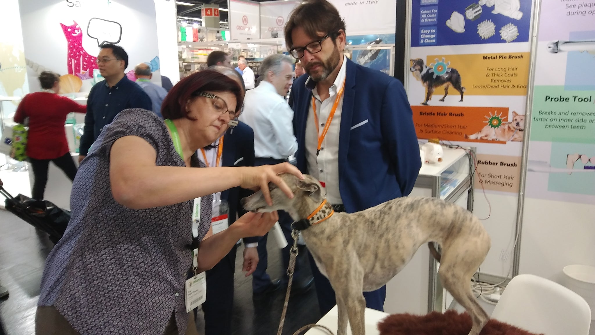Pet-inno products showcases InnoBrush and InnoSonic at Interzoo 2018