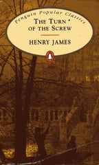 Book Cover: The Turn of the Screw by Henry James