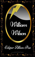 Book Cover: William Wilson by Edgar Allan Poe