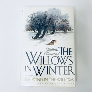 Hardcover book: The Willows in Winter by William Horwood