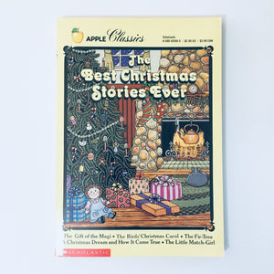 paperback book the best christmas stories ever - Best Christmas Stories