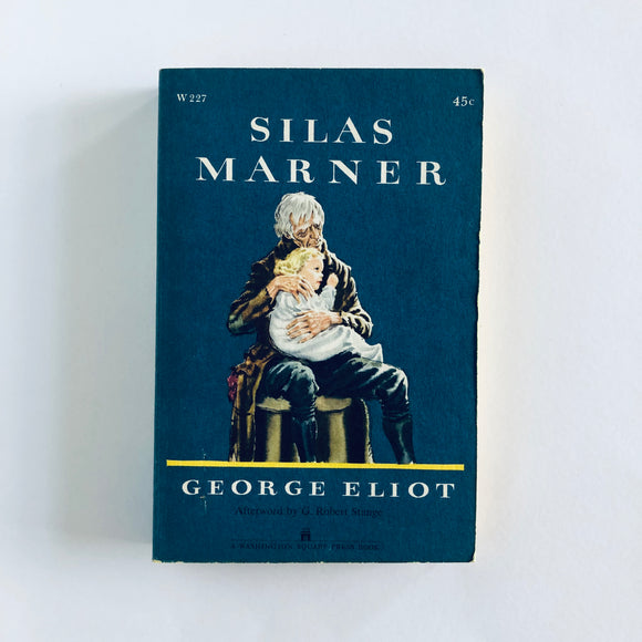 Paperback book: Silas Marner by George Eliot