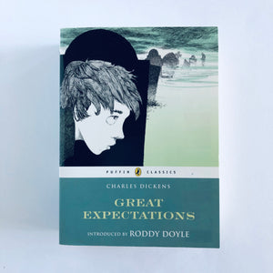 Paperback book: Great Expectations by Charles Dickens