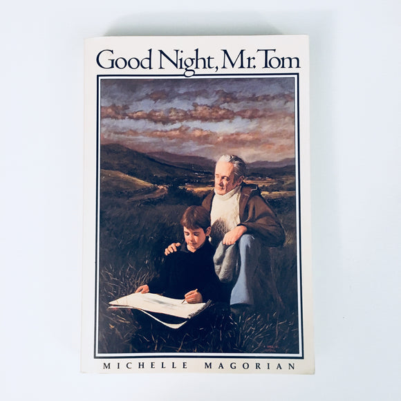 Paperback book: Good Night Mr. Tom by Michelle Magorian
