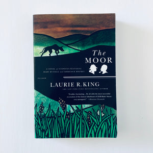Paperback book: The Moor by Laurie R. King