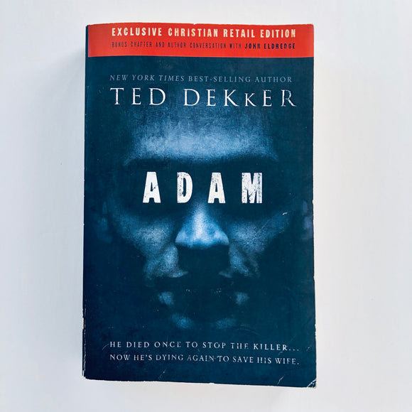 Paperback book: Adam by Ted Dekker