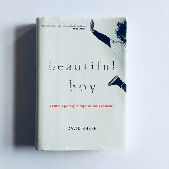 Hardcover book: Beautiful Boy by David Sheff
