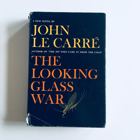 Hardcover book: The Looking Glass War by John Le Carre