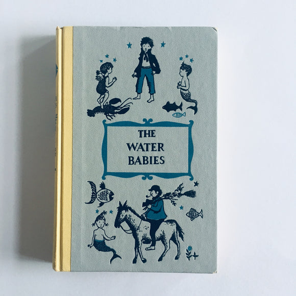 Hardcover book: The Water Babies by Charles Kingsley